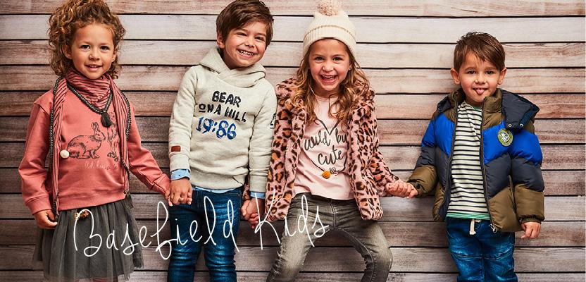 d77928161458fe Basefield Kids - sportliche   hochwertige Kinderbekleidung