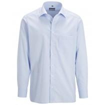 COMMANDER Businesshemd Modern Fit bügelfrei - Bleu