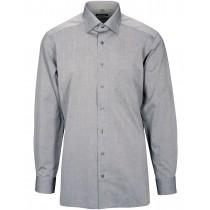 COMMANDER Businesshemd Modern Fit bügelfrei - Grey