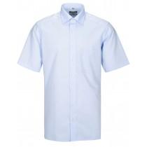 COMMANDER Cityhemd MODERN FIT - Bleu