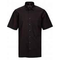 COMMANDER Cityhemd MODERN FIT - Black