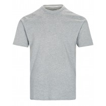 COMMANDER BASIC T-Shirt - Silver Melange