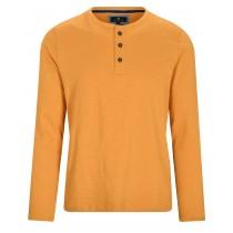 Henley Shirt - Gold