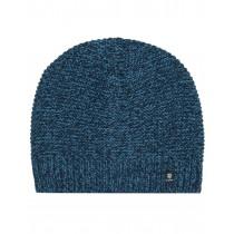 Mütze mit Patch - Blue Navy