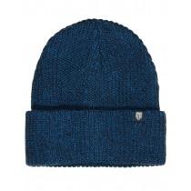 Mütze mit Logo-Patch - Royal Blue