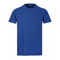 T-Shirt Rundhals - Deep Blue