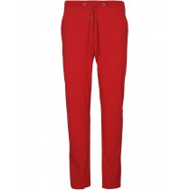 Homewear Pyjama Schlafhose mit Kordelzug - Rot