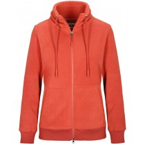 Fleecejacke ANGIE - Cinnamon Red