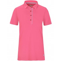 Poloshirt CHRISTINA - Power Fuchsia