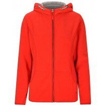 Fleecejacke DANIELA - Rooftop Red