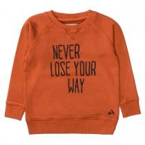 BASEFIELD Sweatshirt - Rust