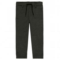 Elegante Jogging Pants mit Tunnelzug - Dark Anthra