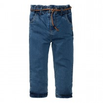 BASEFIELD Thermojeans  - Mid Blue Denim