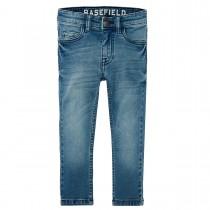 BASEFIELD Jeans - Mid Blue Denim
