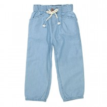 Hose in Denim-Optik - Light Blue