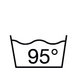 Maschinenwäsche 95°