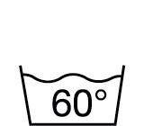 Maschinenwäsche 60°